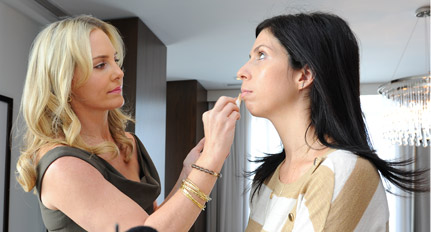 beauty buff: makeup tips from carmindy