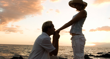 wedding blog: fantastic wedding proposals