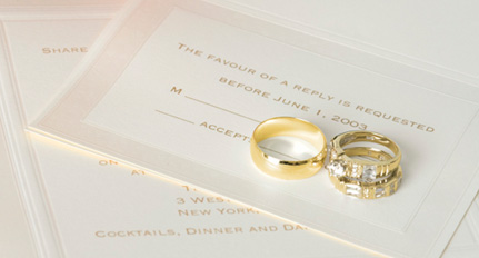 wedding blog tips on wedding invitations