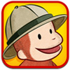 Curious George at the Zoo iPad App