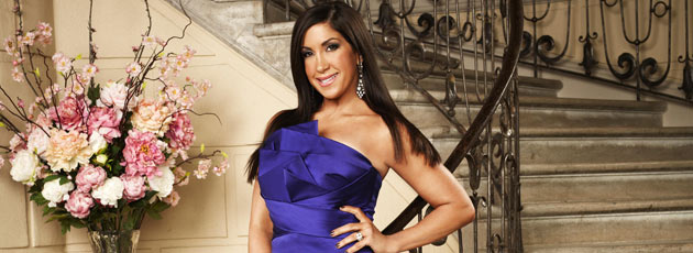 Exclusive Interview with Jacqueline Laurita from The Real Housewives of New Jersey