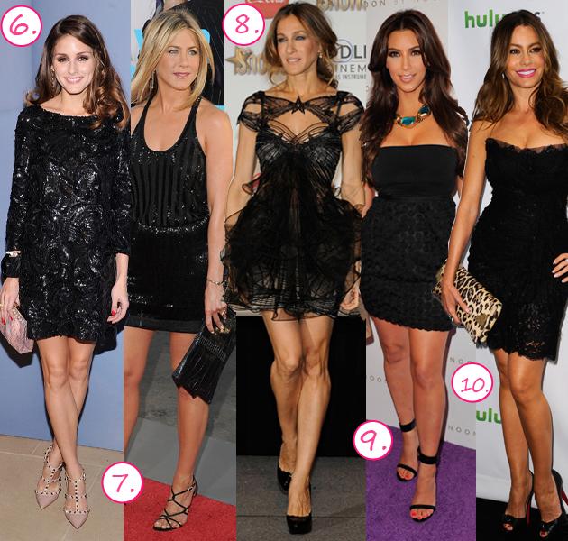 Celebrity Little Black Dresses 57