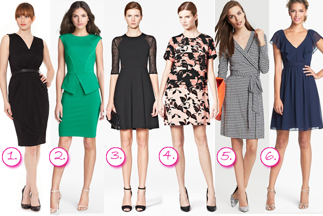 Best Dress Shapes For Different Body Types