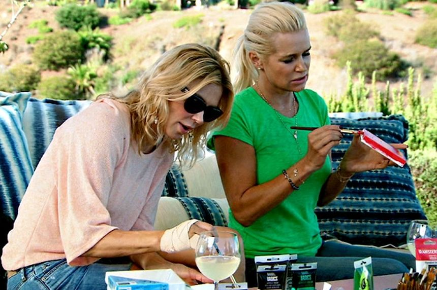 Get the Look of Yolanda Foster, The Real Housewives of Beverly Hills ...
