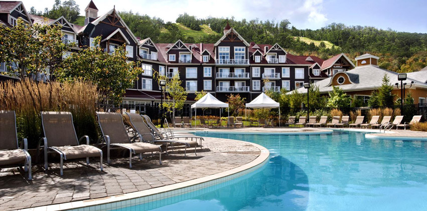 Blue Mountain Village Hotel Rooms