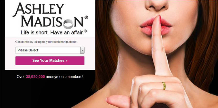ashley madison hacked data million users