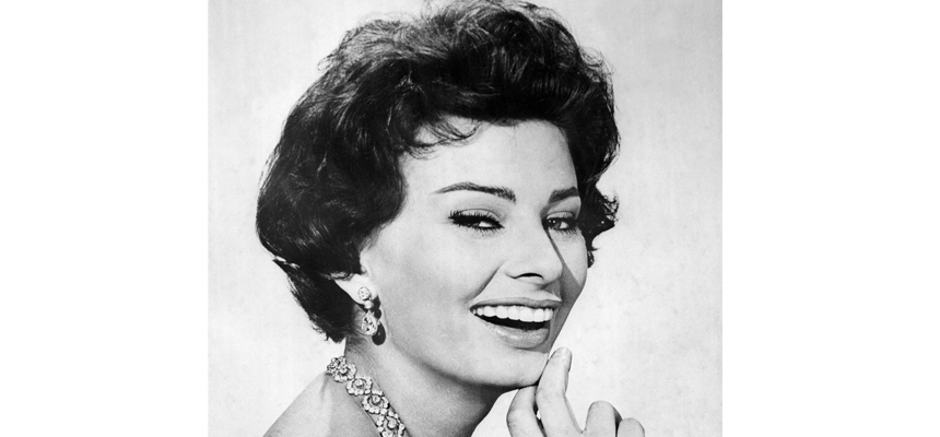 Most Popular Baby Name in the World Sophia Loren