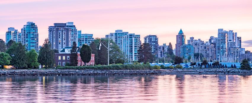 vancouver-skyline-sunset