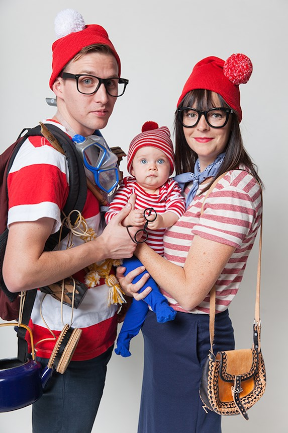 Wheres Waldo Womens Costume