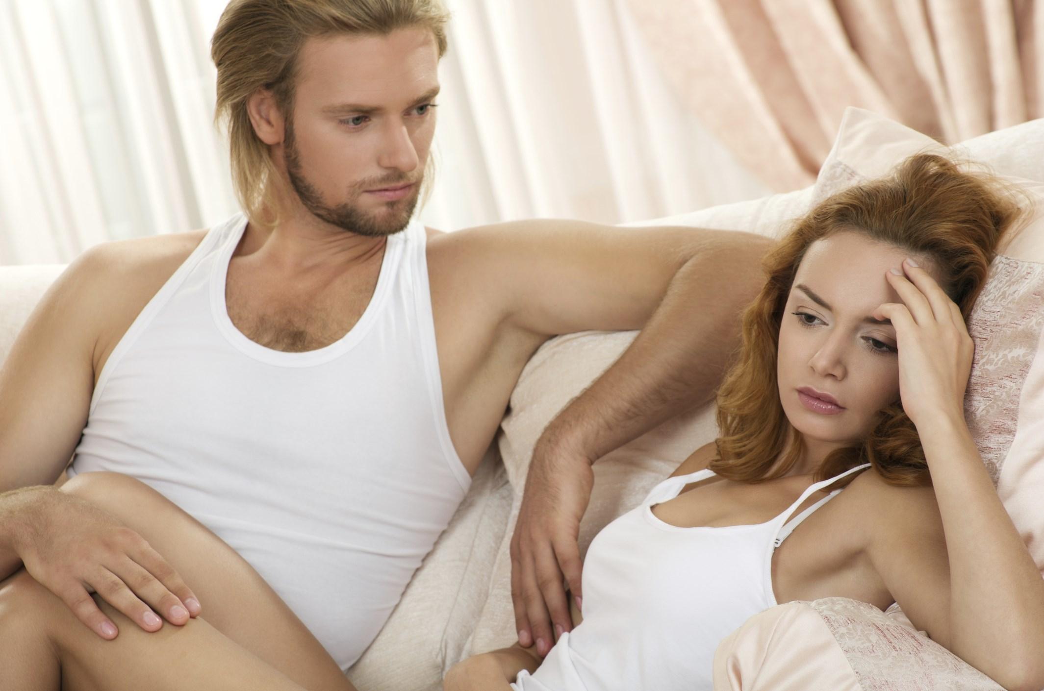 Снижение сексуального влечения 21 фотография