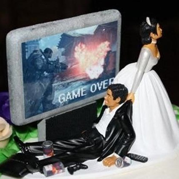 35 Of The Most Outrageous Wedding Cakes Ever