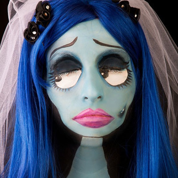 Corpse Bride Makeup Pictures : 15 Best Examples of Corpse Bride Makeup