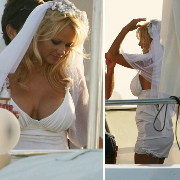10 Celebrity Wedding Dresses You Should Never Copy
