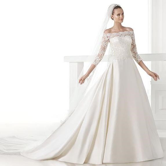 Grace kelly style wedding dresses wedding dresses asian Grace kelly wedding dress design
