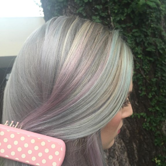 New hair color for summer