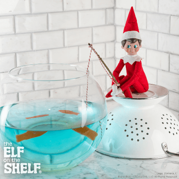 22 Genius Elf On The Shelf Ideas The Whole Family Will