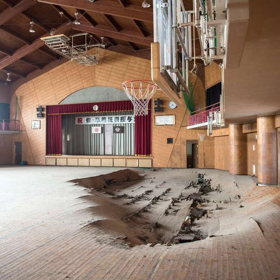 Haunting Images Of Abandoned Places In Japan