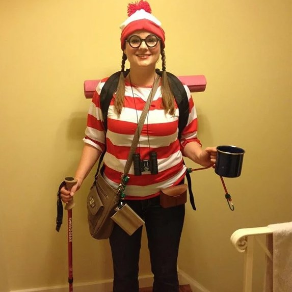 The Best Halloween Costumes for Girls With Glasses | slice.ca