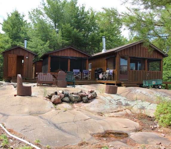 Cost Of Building An Island Cabin In Nova Scotia