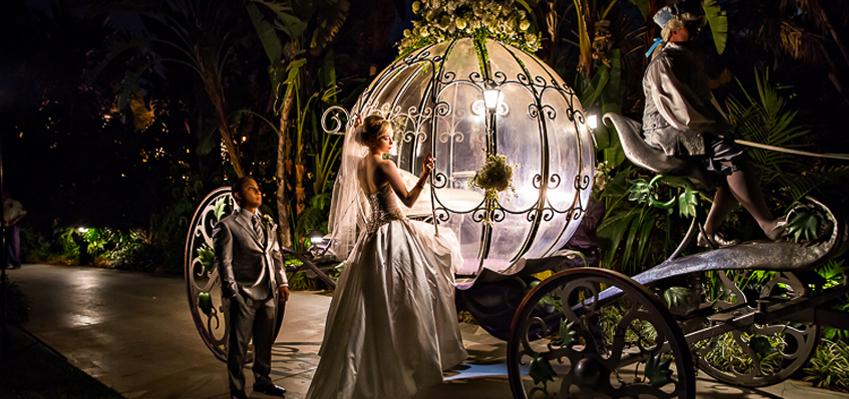 20 Magical Disney-Inspired Wedding Ideas