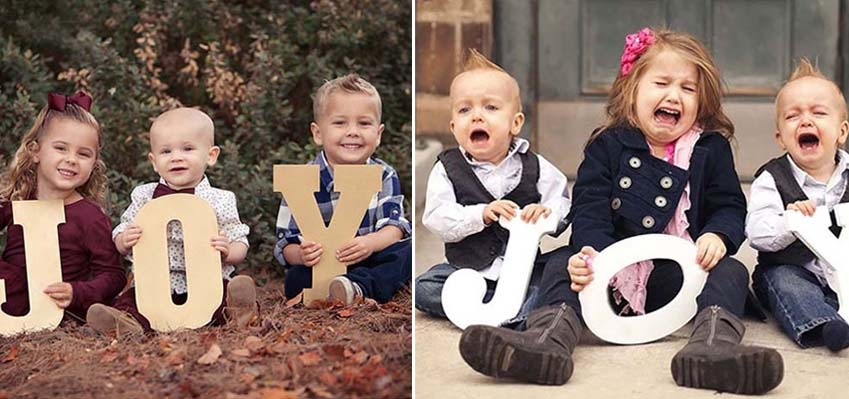 Hilarious Baby Photo Fails Caught on Camera
