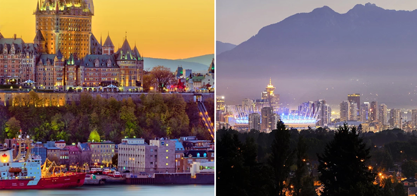 20 of the Most Beautiful Cities in Canada
