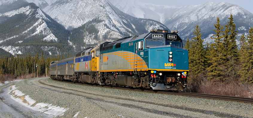 The 20 Best Train Trips in Canada