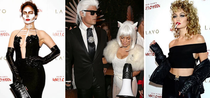 See the Best and Worst Celebrity Halloween Costumes