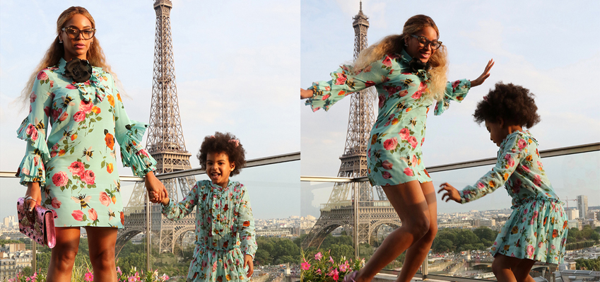 See Which Star Moms Like to Get Matchy-Matchy With Their Mini-Mes