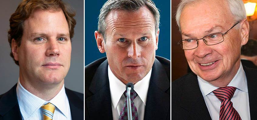 The Staggering Salaries of Canada's CEOs