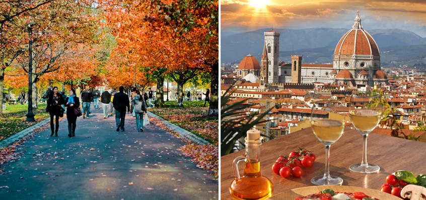 The Top Cities to Visit in the Fall