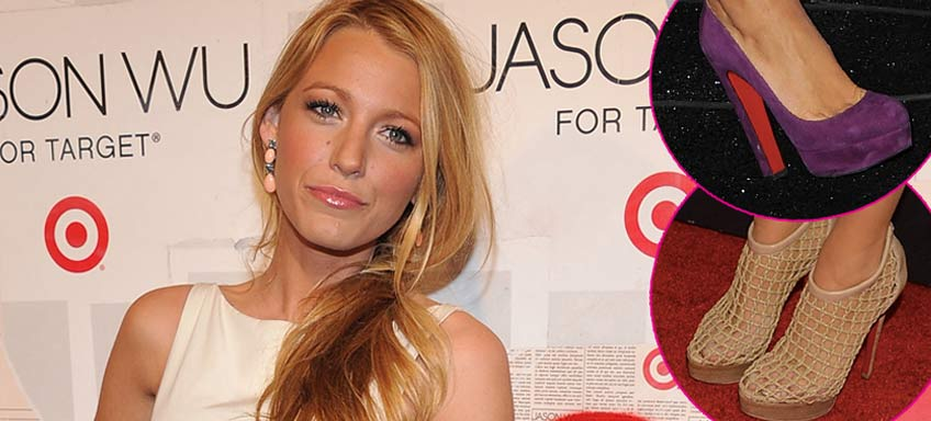 See All of Blake Lively's Best Shoes