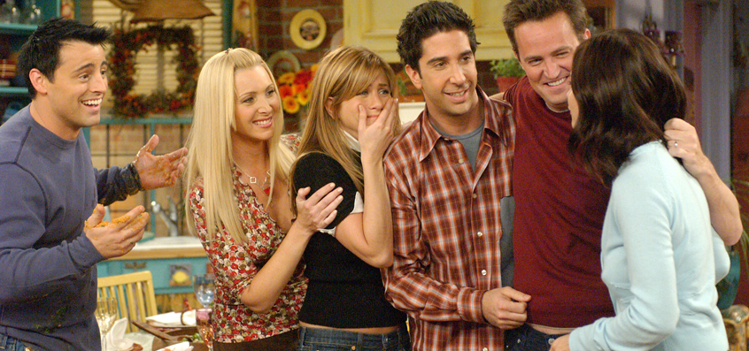 Vote Now For Your Favourite Episodes of Friends