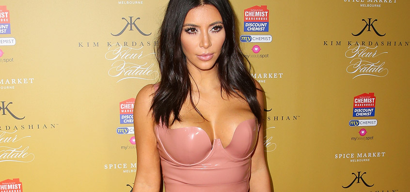 Kim Kardashian Tops This Week's Fashion Flops