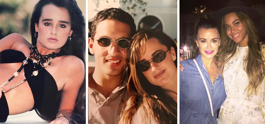 Kyle Richards Through the Years