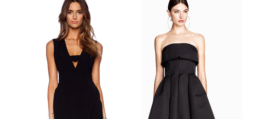 The Best Little Black Dresses You Can Buy