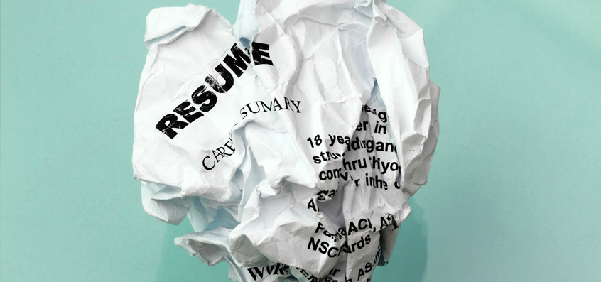13 Resume Blunders Ruining Your Chances of Getting the Job