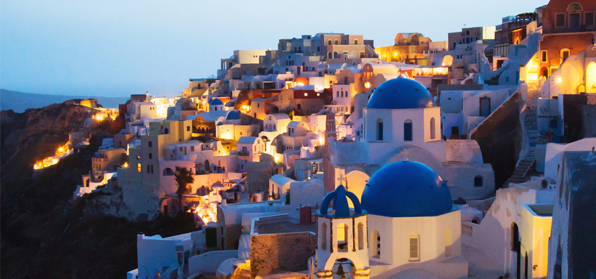 The World's Most Searched Travel Destinations