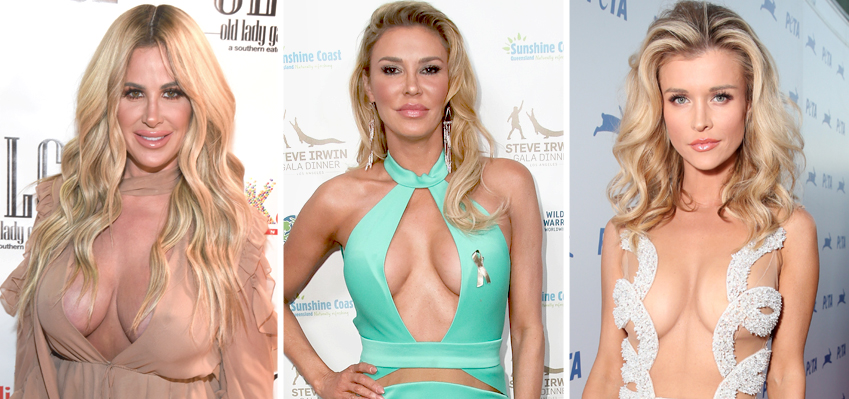 Most Over-The-Top Housewives on the Red Carpet