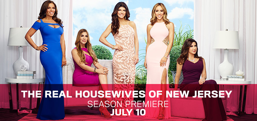 Get Ready For Teresa Giudice's Emotional Homecoming