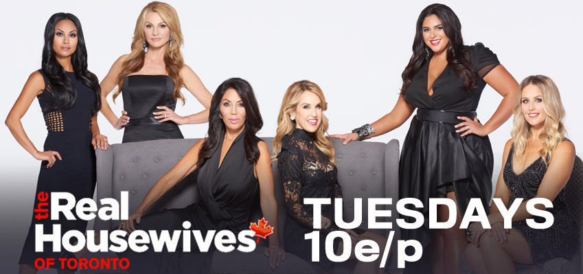 Introducing The Real Housewives of Toronto