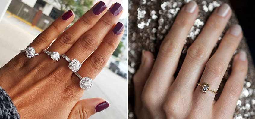 10 Engagement Ring Traditions From Around the World
