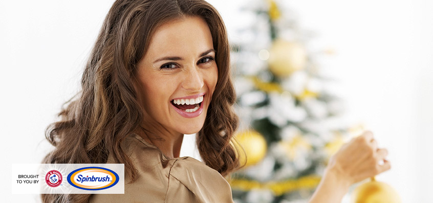 How to Get a White Smile in Time for the Holidays