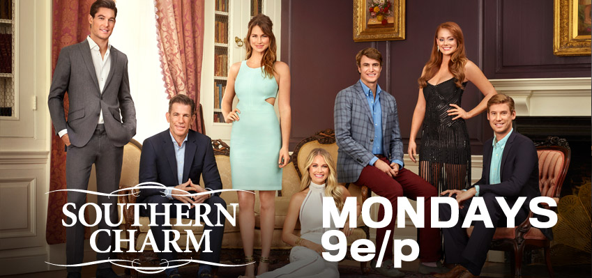 Southern Charm Brings the Drama Like Never Before