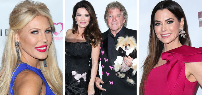 Vanderpump Brings Together Housewives From All Over