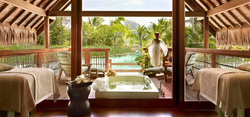 The Most Outrageously Beautiful Spas in the World