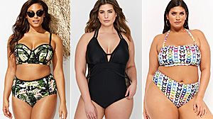 caffb7d6eba Plus-Size Swimsuits That are Absolutely Stunning