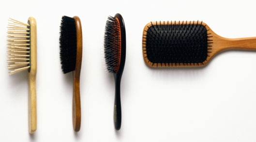 Are You Using the Right Hair Brush for Your Hair?