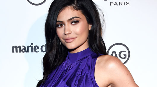 Kylie and 19 Other Young Celeb Moms