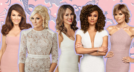 The Zodiac Signs of The Real Housewives